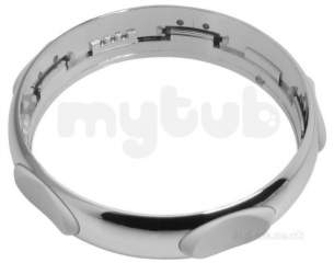 Mira Commercial and Domestic Spares -  Mira 450.19 Adjuster Ring Chrome
