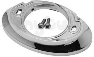 Mira Commercial and Domestic Spares -  Mira 451.88 Backplate Chrome