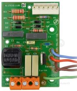 Mira Commercial and Domestic Spares -  Mira 453.08 Pcb Assembly-power