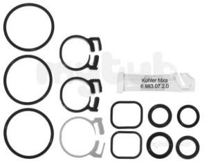 Mira Commercial and Domestic Spares -  Mira 453.15 Seal Pack E