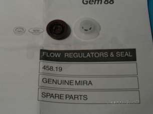 Mira Commercial and Domestic Spares -  Mira 458.19 Flow Regulators Pack