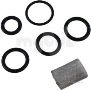 Mira Commercial and Domestic Spares -  Mira 935.57 Seal Pack-c Mira Elite