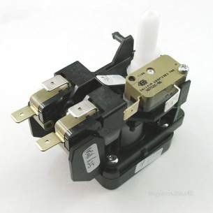 Mira Commercial and Domestic Spares -  Mira 439.79 Switching Assembly. Rotary