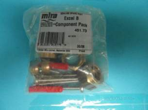 Mira Commercial and Domestic Spares -  Mira 451.73 Component Pack A