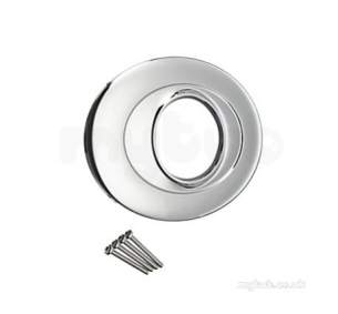 Mira Commercial and Domestic Spares -  Mira 451.69 Concealing Plate Chrome