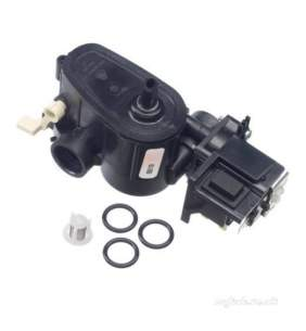 Mira Commercial and Domestic Spares -  Mira-flow Valve Assy Std -spare 1.1563.507.4