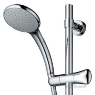 Ideal Standard Showers -  Ideal Standard Moonshadow L7062 Shower Kit Bc Sf Cp