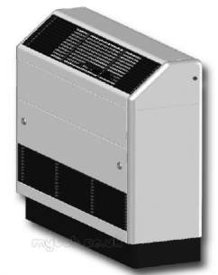 Mvf and Mva Fan Convectors -  Sabiana Mva5 H Angle Top Fan Convector