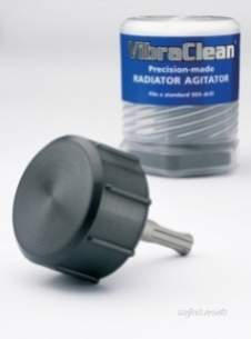 Central Heating Protection -  Adey Vc001 Na Vibraclean Radiator Magnetic Filter