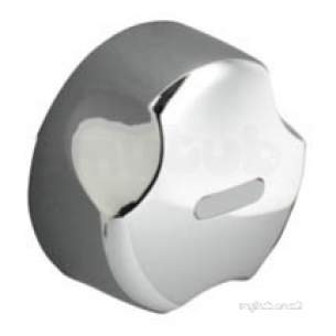 Aqualisa Showers -  Aqualisa 164402 Chrome Control Knob On/off