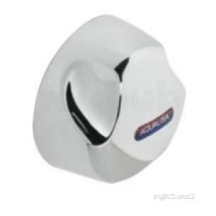 Aqualisa Showers -  Aqualisa 178527 Chrome Knob Control On/off