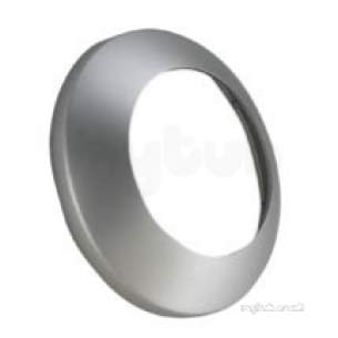 Aqualisa Showers -  Aqualisa 164643 Chrome Cover Plate Round