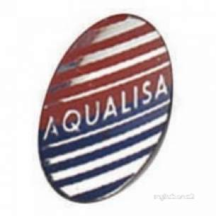 Aqualisa Showers -  Aqualisa 166632 Na 15mm Badge