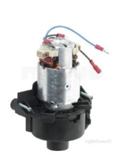 Aqualisa Showers -  Aqualisa 241303 Black Shower Pump Assembly For Aquastream Thermo Power Showers