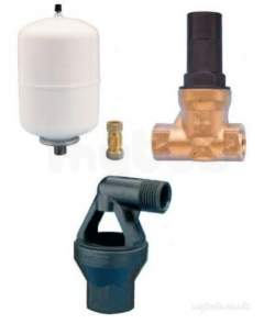 Ariston Unvented Electric Water Heaters -  Ariston 406802 Na Water Heater Kit B