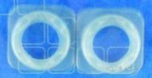 Own Brand Blister Packs -  Center Brand Udc/54/048 Na 19 Mm Top Hat Washer Set Of 2