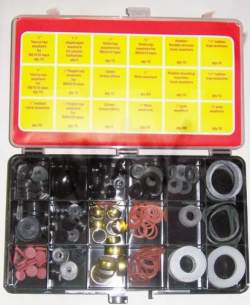 Own Brand Blister Packs -  Center Brand Udc/54/068 Na Set Of Assorted Washers