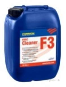 Fernox Products -  Fernox 57573 Na 10 Litre F3 Hvac Cleaner