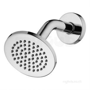 Ideal Standard Showers -  Ideal Standard B9436aa Chrome Idealrain 100mm Shower Head