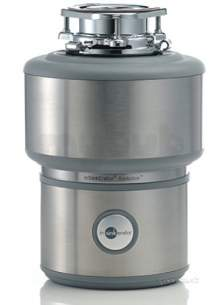 Evolution 200 Food Waste Disposer .75 Hp 3-stage Grind Technology Air Switch