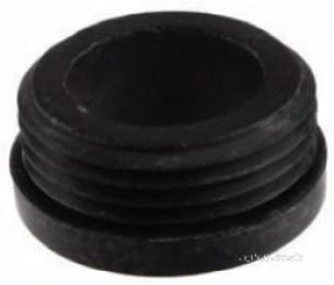 Miscellaneous Cistern Accessories -  Masefield Epson A2001ab-hd Na Solid Rubber Internal Connector