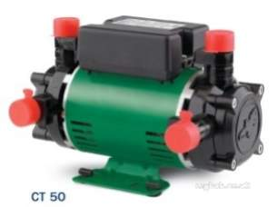 Salamander Shower Pumps -  Shower Pump Positive Head With Twin Supply 1.5 Bar Includes Outlet Av Coupler