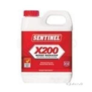Sentinel Products -  Sentinel X200l-20l-drum Na 20 Litre Drum Of X-range X200 Noise Reducer