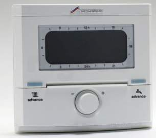 Worcester Domestic Gas Boilers -  7716192067 White Fw100 Weather Compensation Controller