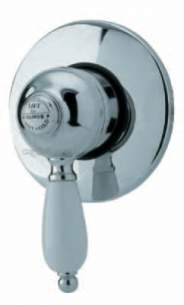 Eastbrook Showers -  4.1168 Nostalgic Single Lever Valve Ch