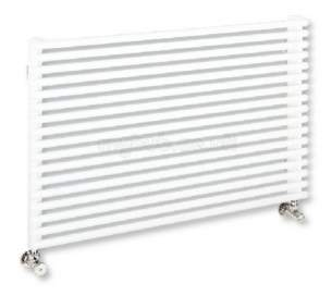 Myson Melody Towel Warmers -  Myson Opus Hor 4-white Ftdmehv4w