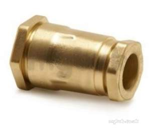 Isiflo Fittings For Mdpe 20mm 63mm -  R102 25x20 Dzr Reducing Coupling
