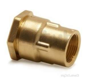 Isiflo Fittings For Mdpe 20mm 63mm -  Pegler Yorkshire R116 40x1 Fi Dzr Coupling