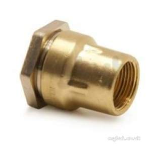 Isiflo Fittings For Mdpe 20mm 63mm -  Pegler Yorkshire R116 67x2 Fi Dzr Coupling