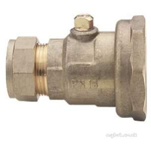 Pegler Domestic Controls and Programmers -  Pegler 22mm Pb300p Pump Isolating Valve