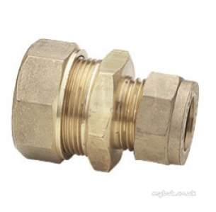 Prestex Pl Fittings -  Prestex Pl40a Straight Coupling 25x22