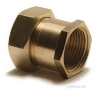 Kuterlite 900 Range Compression Fittings -  Kuterlite 912 12mm X 1/2 Inch Fi Coupling