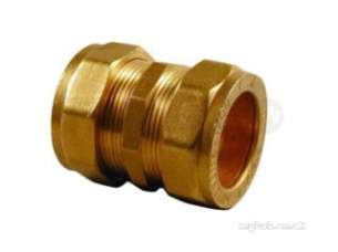 Kuterlite 7001700 Compression Fittings -  Kut K1710 Straight Coupling 3/4 68005