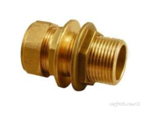 Kuterlite 600 Range Compression Fittings -  Pegler Yorkshire Kuterlite 611lb 22mm Coupling