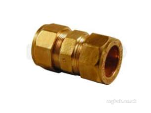 Kuterlite 7001700 Compression Fittings -  Pegler Yorkshire Kut K710 Straight Coupling 63