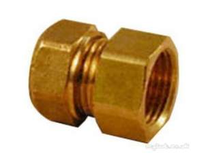 Yorkshire Kuterlite 600 Range -  K612st 22x3/4 Female Tap Coupling