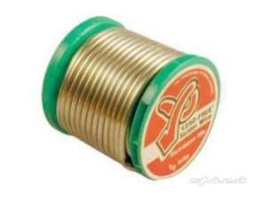 Yorkshire Degreased Endex 6mm 28mm Fittings -  N161 1/2kilo Reel Leadfree Solder