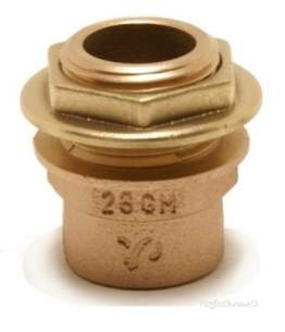 Yorkshire General Range Yp -  Yorks Yp5 54mm X 2 Inch Tank Connector