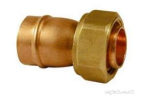 Yorkshire General Range Yp -  Yorks Yp62 22mm X 1/2 Inch Str Tap Connector