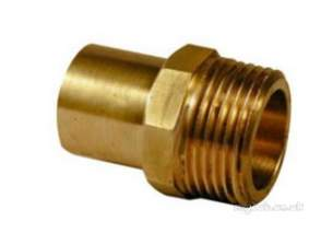 Yorkshire Pressfit Fittings -  Pegler Yorkshire S8 Press Male Adapt 28x1