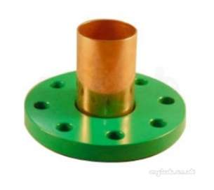 Yorkshire Pressfit Fittings -  S1fmm 108mm Xpress Composite Male Flange