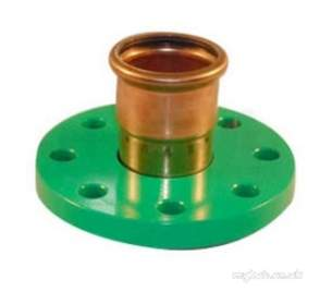 Yorkshire Pressfit Fittings -  S1fmf 76 1mm Xpress Composite Fem Flange