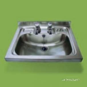 Pland Catering Sinks and Stands -  Pland Cwb2016 508x419 W/basin C/w Waste