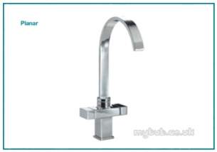 Astracast Brassware -  Astracast Tp0611 Planar Tap Chrome