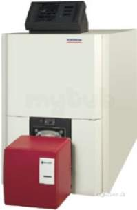 Potterton Nxr Commercial Gas Boilers -  Potterton Nxr3 36 C/w Gas Nuway Hi/low 170kw