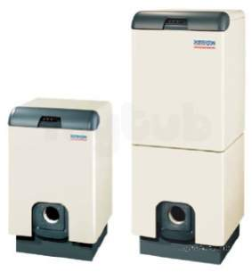 Potterton Nxr Commercial Gas Boilers -  Potterton Nxr2h 22 C/w Gas Riello On/off 22kw